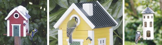 vogelhuisje wildlife garden